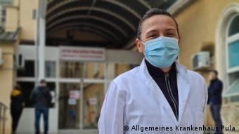 Kroatien Corona-Pandemie in Pula | Irena Hristic