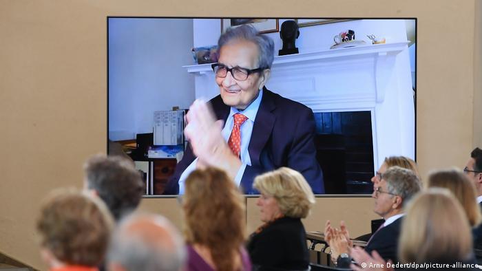 Friedenspreis des Deutschen Buchhandels 2020 | Amartya Sen