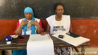 Guinea Präsidentschaftswahl 2020 Conakry