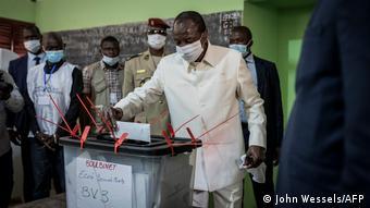 Guinea Präsidentschaftswahl 2020 Conakry | Alpha Conde