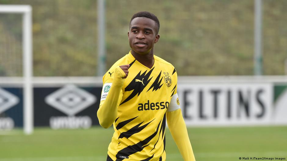Sports news feed: Wonderkid Moukoko hits hat trick for Dortmund ...