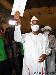 L'opposant Cellou Dalein Diallo dénonce l'arrestation de ses militants