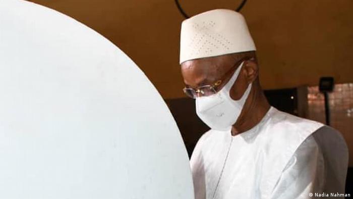 Guinean opposition leader Cellou Dalein Diallo (Nadia Nahman)