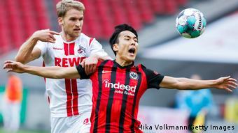 Deutschland Bundesliga 1. FC Köln gegen Eintracht Frankfurt (Mika Volkmann/Getty Images)