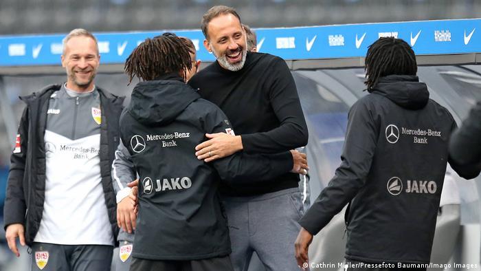 Pellegrino Matarazzo has got Stuttgart off to a great start