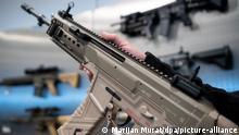 Deutschland Oberndorf am Neckar |Waffenhersteller Heckler & Koch