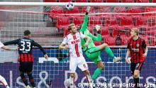 Deutschland Bundesliga 1. FC Köln gegen Eintracht Frankfurt