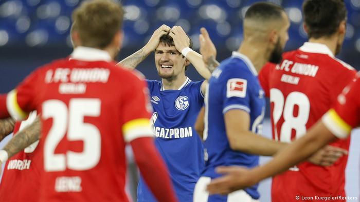 Deutschland Bundesliga FC Schalke 04 gegen Union Berlin (Leon Kuegeler/Reuters)
