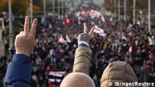 Belarus Erneute Sonntagsproteste in Minsk