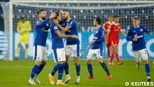 Deutschland Bundesliga FC Schalke 04 gegen Union Berlin | Tor Schalke