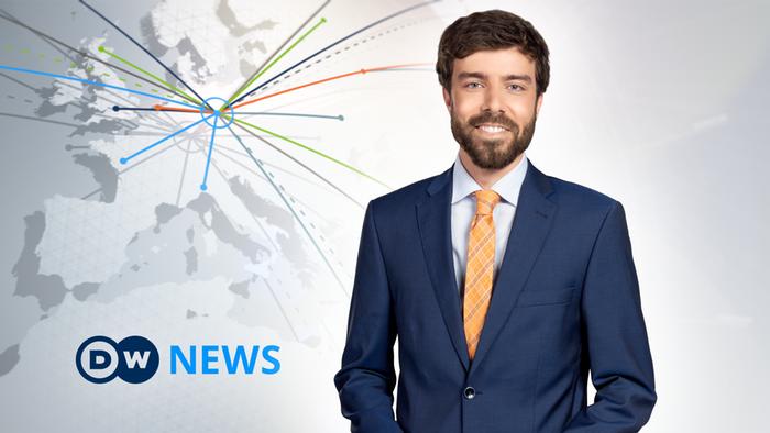 DW News Moderator Amien Essif (Artikelbild Detailseite)
