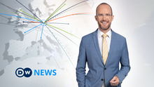DW News Moderator Anthony Howard (Artikelbild Detailseite)