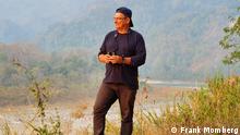 Frank Momberg, Aktivist bei Flora and Fauna International