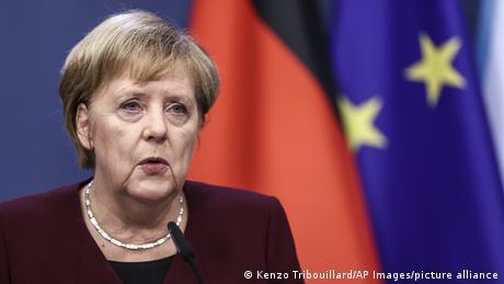 Brüssel EU Gipfel Angela Merkel (Kenzo Tribouillard/AP Images/picture alliance)