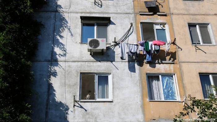 Bloc în Zăbrăuți