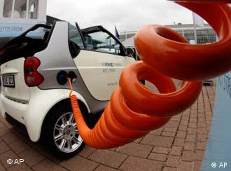 A Smart electric drive car