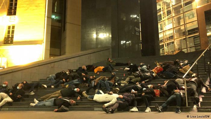 Paris, proteste