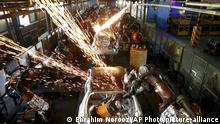 Iran Teheran Khodro Autofabrik