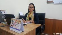 Lehrerporträt Oyun-Erdene aus der Mongolei