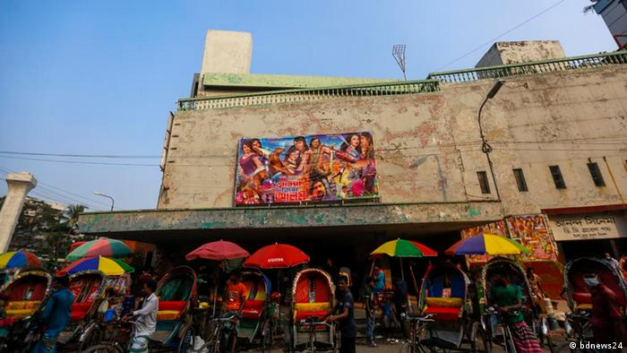 Bangladesch | Film Shahoshi Hero Alom mit Ashraful Alom Saeed