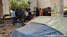Hundreads of Bangladeshi migrants trapped in Bosnia via Faisal Ahmed