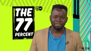 DW TV Magazin The 77 Percent #42 - Michael Oti