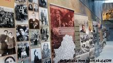 Belarus - Ausstellung über Roma-Schicksal in Belarus 1941-1944 währen des Krieges in Minsk