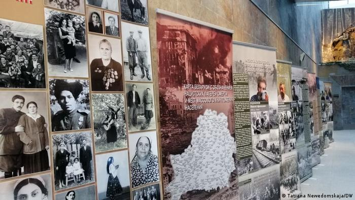 На выставке в Минске