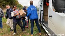 Bosnien | Verzweifelte Lage | Migranten aus Bangladesch