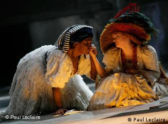A scene from the opera Love and Other Demons