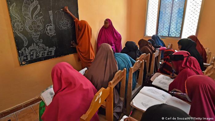 Somalia Mogadischu Elma Peace and Human Rights Centre