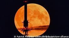 Nokia baut Mobilfunknetz auf dem Mond auf (Patrick Pleul/dpa-Zentralbild/dpa/picture-alliance)