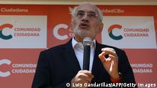 Bolivien La Paz | Wahlsieg Luis Arce | Carlos Mesa
