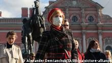 Russland | Lockdown | Coronavirus Maßnahmen