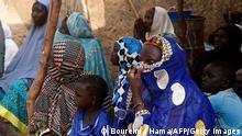 Niger Kouré | Coronavirus | Familienmitglieder