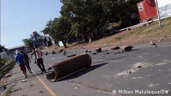 Südafrika Josini | Proteste | Kriminalität in Region Josini