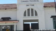 Mosambik Inhambane Gefangnisse