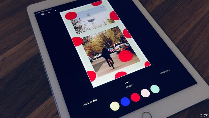 DW Shift: Fotobearbeitungs-Apps im Test   Seen