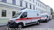 Ukraine Coronavirus