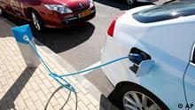 Dossierbild zum Thema Elektroautos