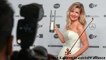 Geigerin Anne-Sophie Mutter Opus Klassik 2020 (Jens Kalaene/dpa/picture alliance)