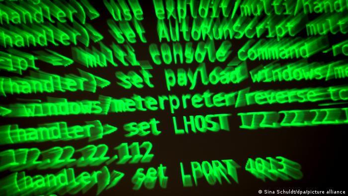 Symbolbild Cyberkriminalität Corona