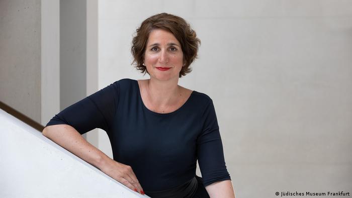 Prof. Dr. Mirjam Wenzel, Direktorin des Jüdischen Museums Frankfurt