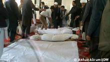 Afghanistan Toten nach einem Explosion in Provinz Wardak