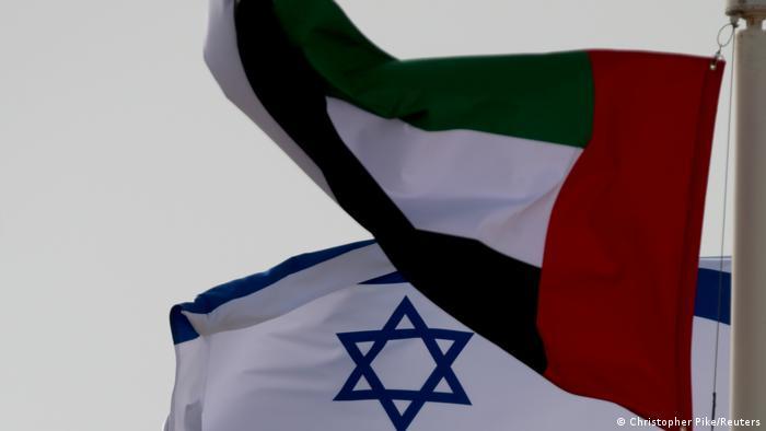 توافق صلح اسرائیل و امارات متحده عربی