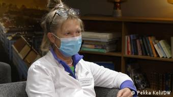 Исследователь в области ветеринарной медицины Анна Хильм-Бьёркман
