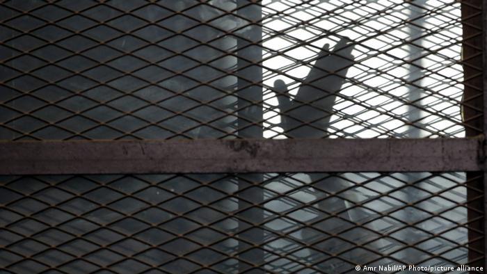 Ägypten Muslim Brotherhood Gefängnis Coronavirus