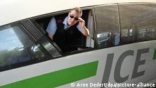 Energiesparendes Fahren bei der Bahn