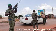 Mali Kati | Armee Soldaten