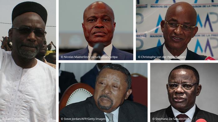 Plusieurs opposants en Afrique se sont déclaré vainqueur de la présidentielle dans leur pays avant les résultats officiels
